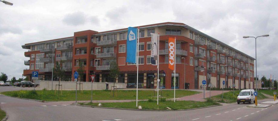 Welkom bij het modernste winkelcentrum van Urk